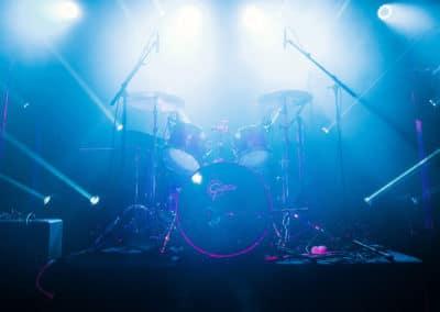 Organisation concerts, montage de plateau - Stereo Lights Events