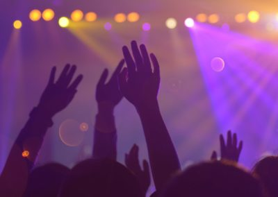 Concerts et shows musicaux - Stereo Lights Events