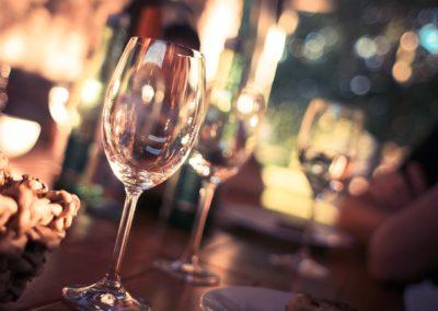 Réceptions, dîners repas - Stereo Lights Events